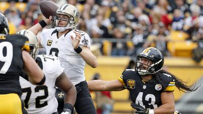Highlights Semana 13: New Orleans Saints vs. Pittsburgh Steelers