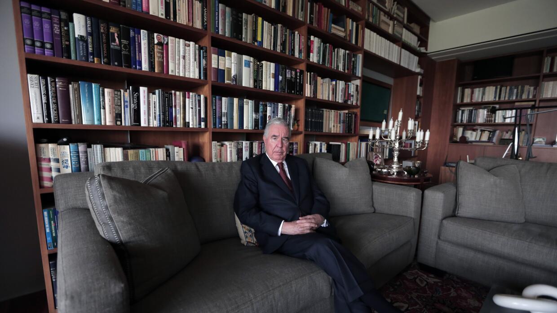 El jurista mexicano Bernardo Sepúlveda Amor se ha convertido en uno de l...