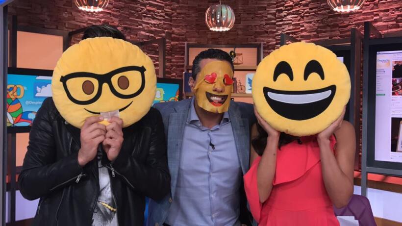 Emojis en Despierta América
