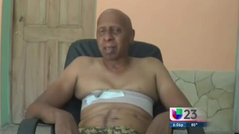 Misa en honor de Guillermo Fariñas