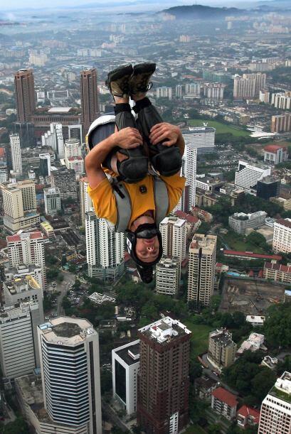 SALTO BASE: la práctica extrema con mayor rango de fatalidades dentro de...