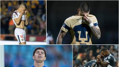 ¿Falta de puntería? En 10 jornadas se han fallado varios penales en la Liga MX