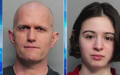 Pareja en Cutler Bay fue arrestada por comportamientos lascivos con una...