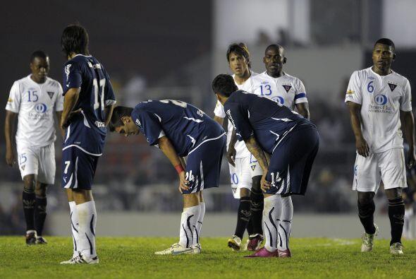 Independiente, último campeón de la Copa Sudamericana, prácticamente que...