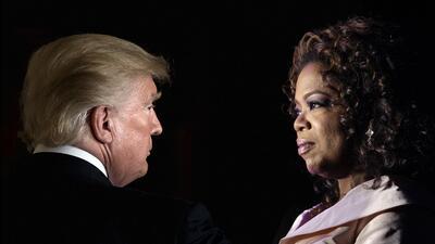 Después de los Golden Globes las redes sociales ovacionaron a Oprah Winf...