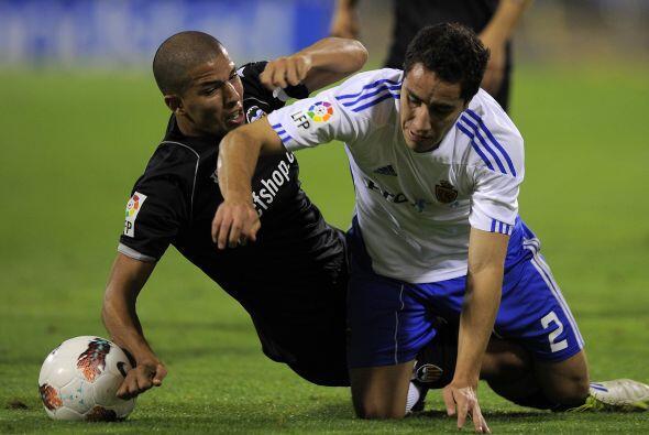 Pero el mexicano Efraín Juárez cometió un error en defensa casi al final.