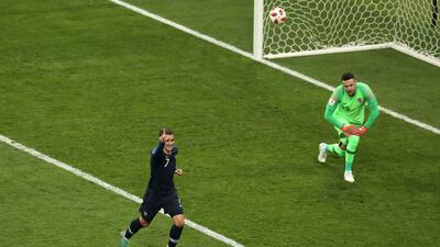 El VAR fue clave por primera vez en la final de un Mundial con la sanción de un penalti