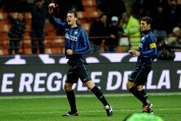 El brasileño-italiano puso el 2 a 0, merecido.