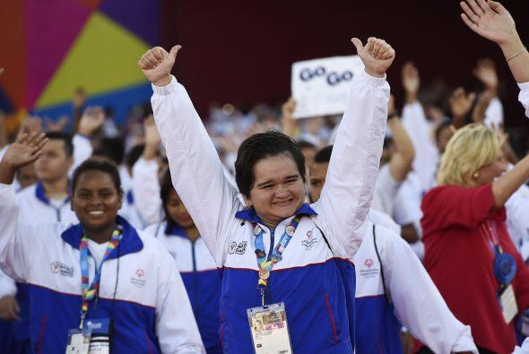 Los Special Olympics World Games se llevarán a cabo del 25 de julio al 2...
