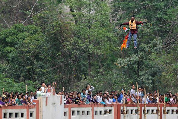 Un hombre de nacionalidad india identificado como Sailendra Nath Roy mur...