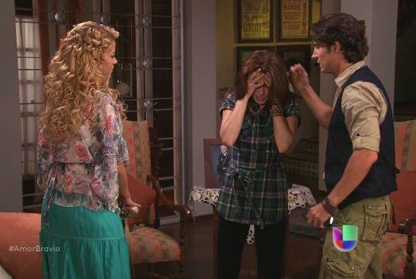 Camila está muy molesta por lo que ha sucedido con Daniel, justo lo que...