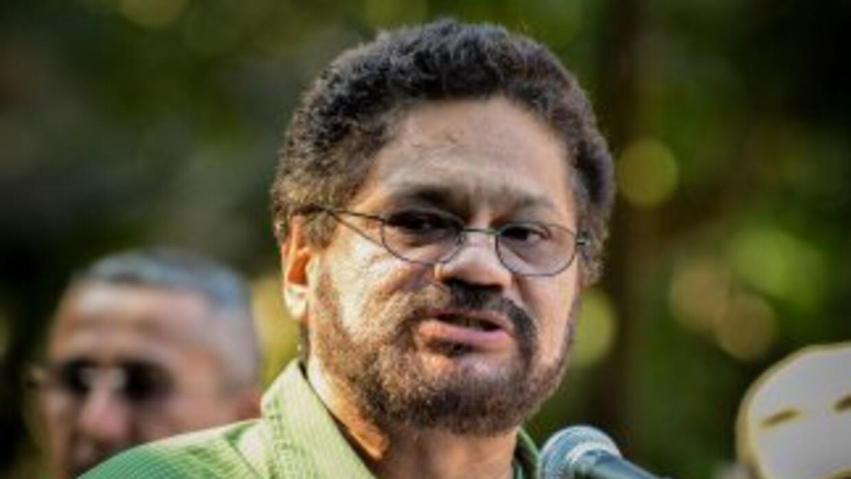 Iván Márquez,líder de las FARC.