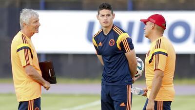 Colombia está a la espera de James