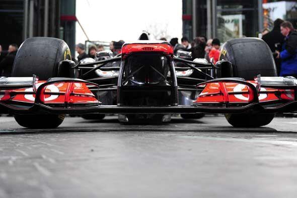 Será un año muy competitivo para McLaren ya que su auto lo puede catapul...