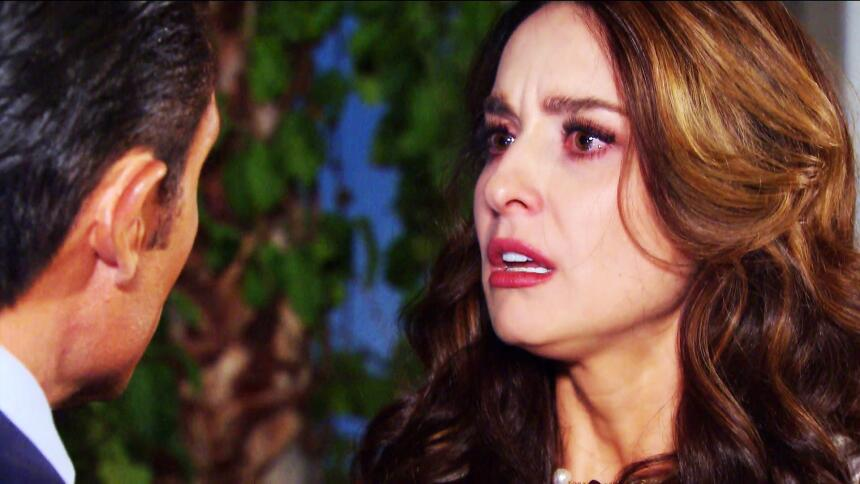 ¡Julia regresó al terrible infierno de Eladio!