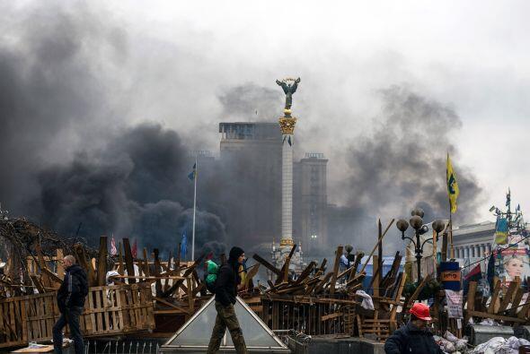 La opositión acusa a acusa a Yanukovych de ignorar sus demandas.