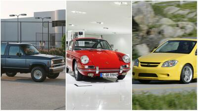 los 10 carros más peligrosos para manejar