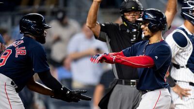 ¡A la tercera va la vencida! Los Red Sox se coronan en el Este de la A.L