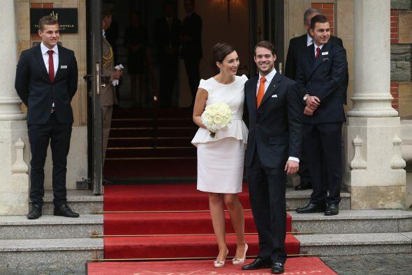 La boda del príncipe Félix de Luxemburgo 809fa3392ecd44d987cdd3263cd2d86...