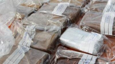 La DEA siempre está al pendiente de los cargamentos que se pudieron enco...