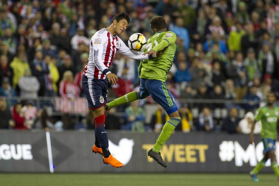 Demasiado ruido: Seattle derrotó a Chivas y tomó ventaja 20180307-3107.jpg