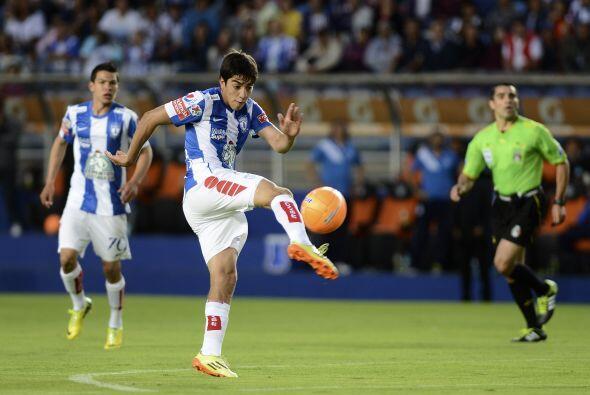 Otro del Pachuca que tiene amplias posibilidades es Rodolfo Pizarro, el...