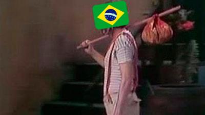 De Mundial a Eurocopa:  los memes después de la eliminación de Brasil contra Bélgica