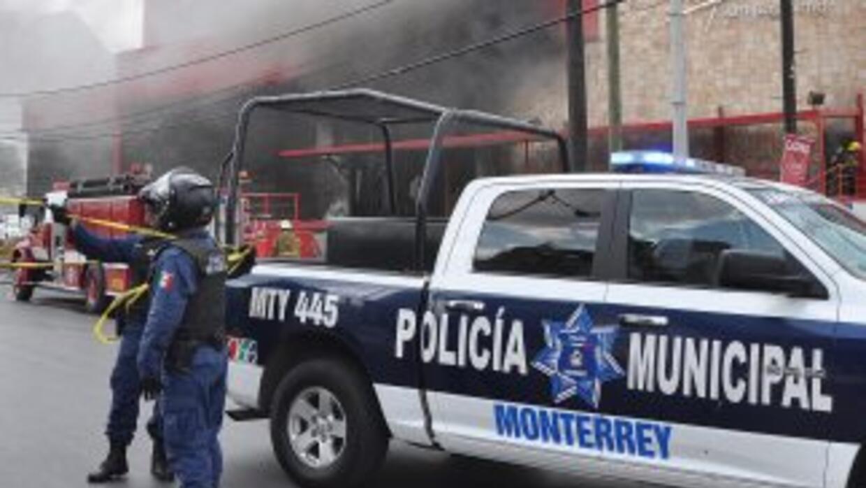 Monterrey, y todo el estado norteño de Nuevo león, viven una escalada de...