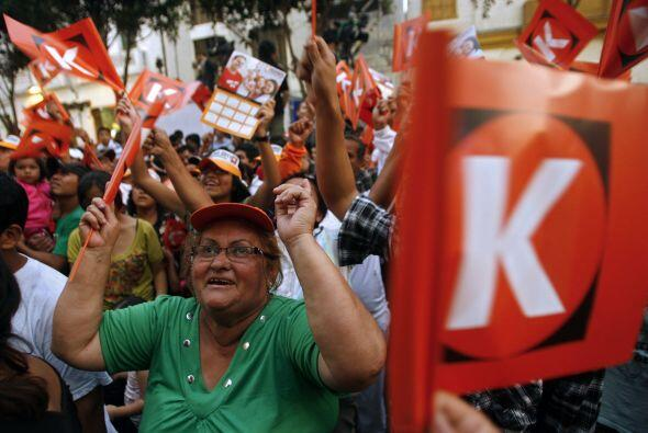 Entonces, Humala alcanzó el 31.69% y Fujimori el 23.5%.