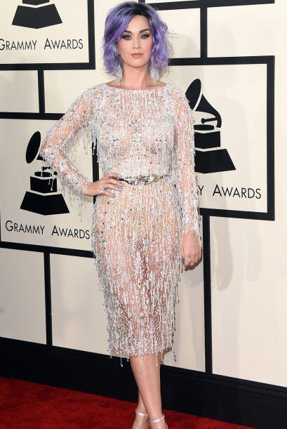 Decidimos meter a Katy Perry entre las más sexy, sólo porq...