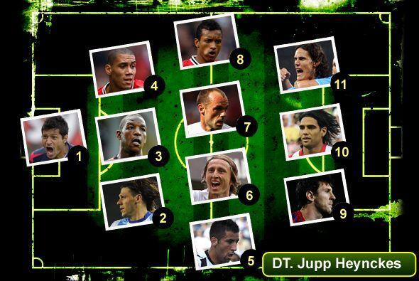 Para esta temporada 2011-12 en las grandes Ligas europeas no podí...