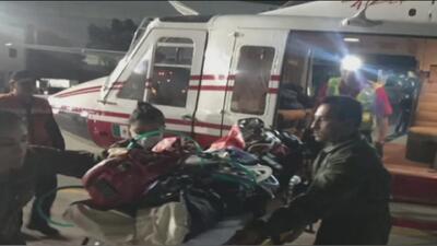 Reciben en Texas a menores quemados durante explosión en México