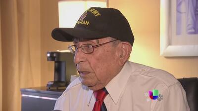 Veterano de guerra dio respaldo a la reforma migratoria