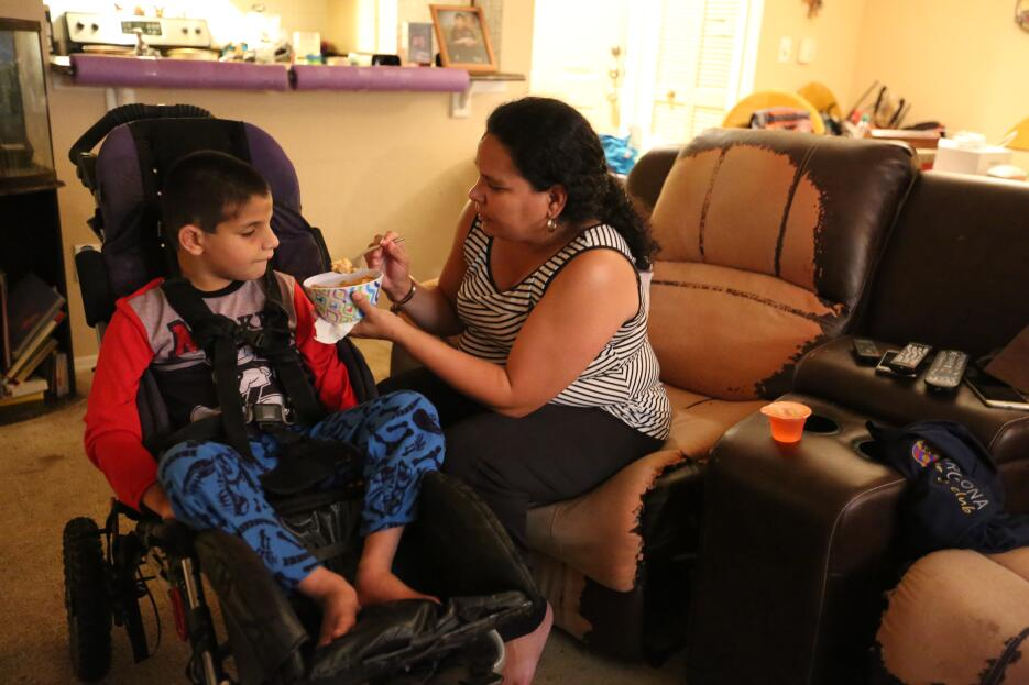 Possible cuts to Medicaid spell hardship for this family JASON_00035.JPG