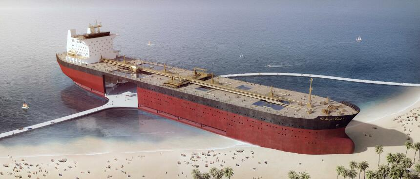 Proyecto para construir en buques