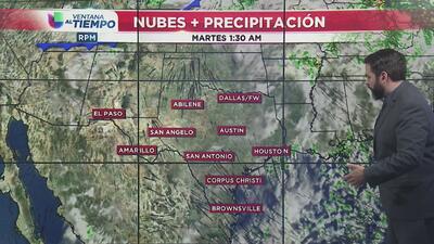 Se esperan altas temperaturas y posibilidades de lluvia para Houston