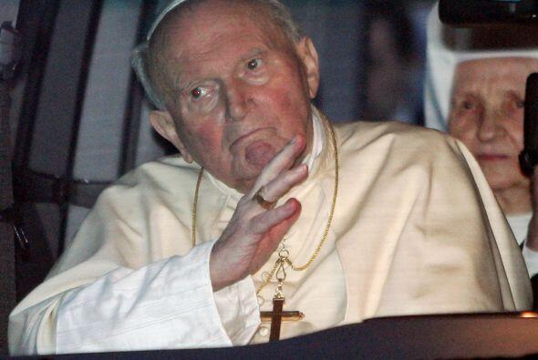 Es un hecho que Juan Pablo II será beatificado el próximo 1º de mayo, ta...
