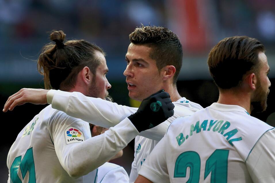 Real Madrid se reencuentra con el gol y aplasta al Deportivo La Coruña g...