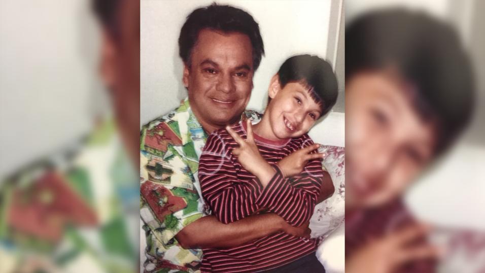 Joao Gabriel entendía que su padre se dedicaba a la música y que no tení...