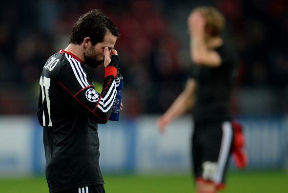 El Leverkusen al menos necesitaba sumar un punto, pero con este desastro...
