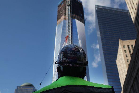La reconstrucción del World Trade Center en NY se ha encarecido en poco...