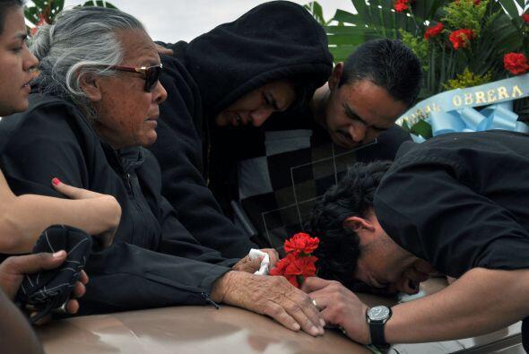En febrero de 2010, 72 personas de centro y suramérica fueron masacradas...