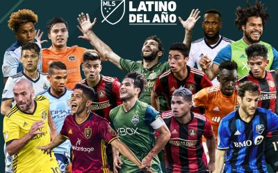 Latino del Año 2017 - Top 16 de Jugadores