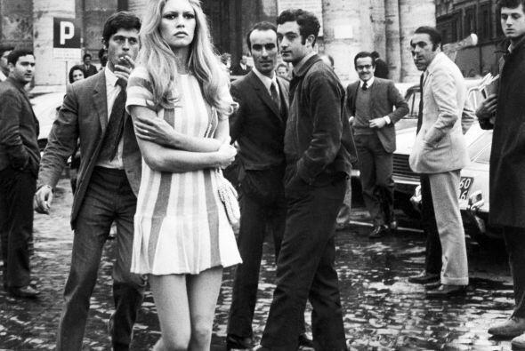 Brigitte Bardot-Actriz