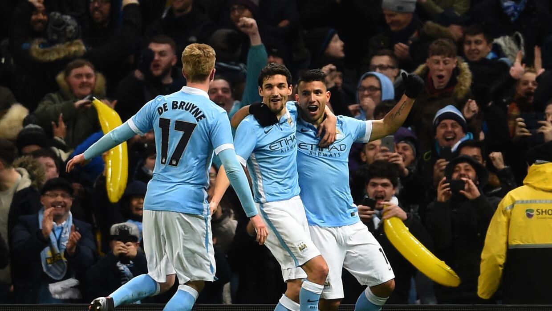 El City es finalista de la Copa de la Liga