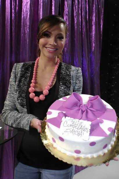 Este cumpleaños fue muy especial. El mejor regalo para Satcha este 5 de...