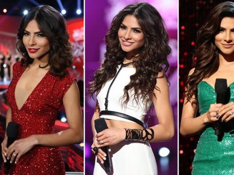 Si hablamos de moda, la conductora de Nuestra Belleza Latina no le teme...