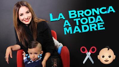 La triste historia detrás del nuevo corte de pelo de Baby Luca