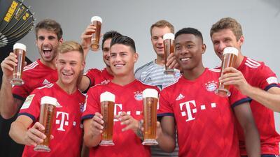Sed de gloria: Bayern Munich muestra su lado más bávaro en el comienzo de temporada