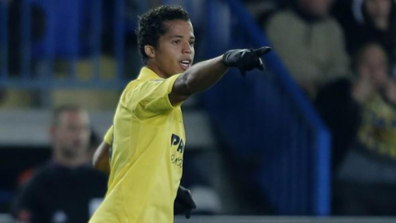 Dos Santos acumuladiez goles y siete asistencias hasta el momento.